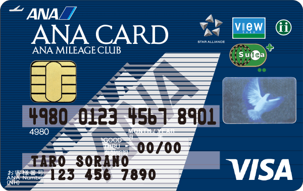 ANAカード|クレジットカードの三井住友カード