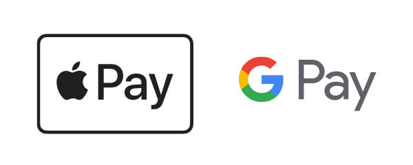 Apple Pay/ Google Pay