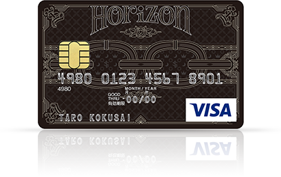 Horizon Visa Card