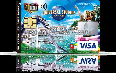 ユニバーサル・スタジオ・ジャパン™ VISAカード