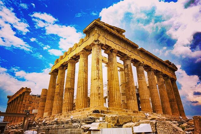 パルテノン 神殿