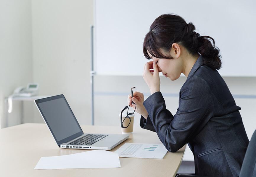 仕事でストレスを感じたら?簡単なチェック方法とおすすめの解消法