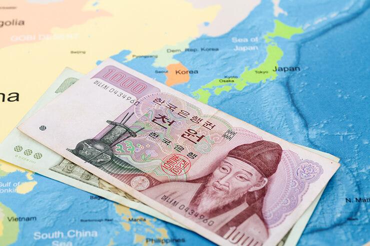 円 日本 一 万 いくら で は ウォン